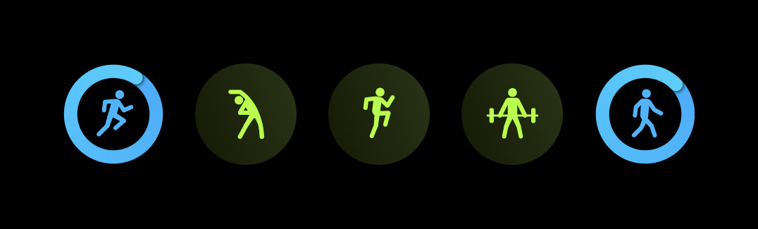 Apple Watch Workout Types
